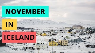 November in Iceland | ULTIMATE travel guide