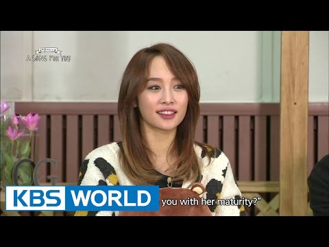 Global Request Show : A Song For You 3 - Ep.21 with Nicole, Eric Nam and Spica