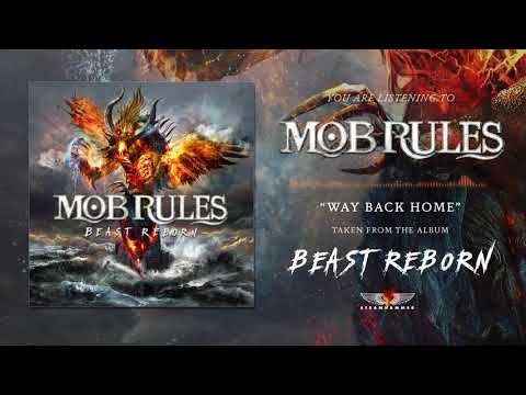 MOB RULES - Way Back Home (Official Audio Stream)