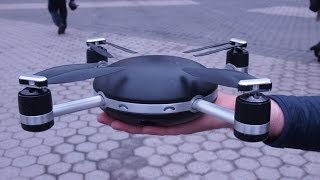 "Lily Camera Drone review (of the ""hands-on demo videos"")"
