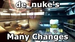 de_nuke's Many Changes