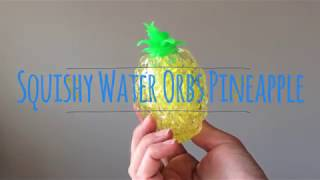 Squishy Water Orbs Pineapple