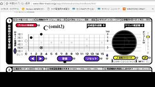 [ツイキャス] ㉙シックスコードの意味する位置の音とフォームについて (2018.08.23)