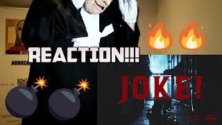CODE KUNST (코드 쿤스트) - JOKE! (Feat. C JAMM, 사이먼 도미닉) Official MV   REACTION!