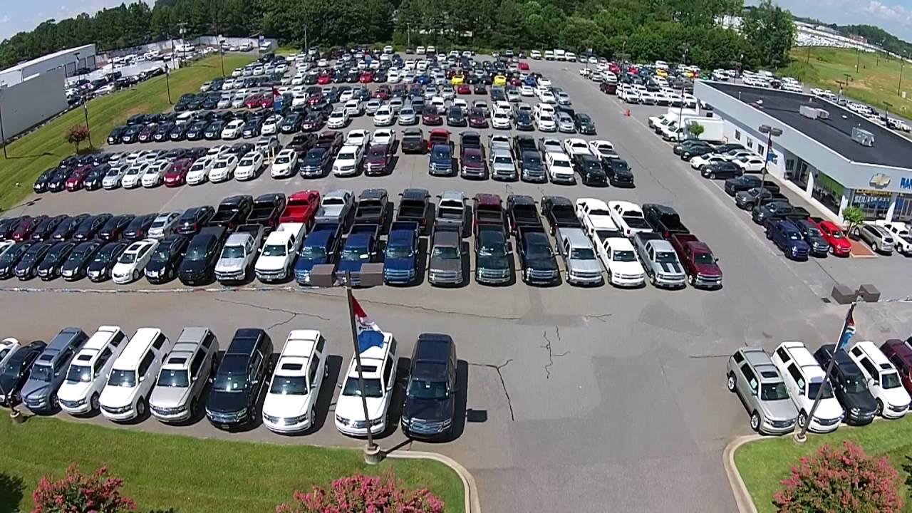 Randy Marion Chevrolet Buick Cadillac Flyover - YouTube