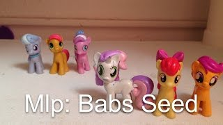 MLP: Babs Seed Toy Version