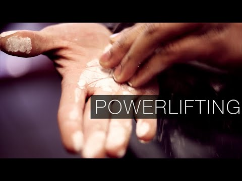 Introduction To Powerlifting [Cambridge University Powerlifting Club] - In The Zone