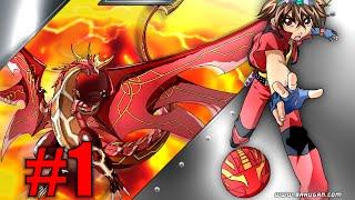 Let's Play Bakugan Battle Brawler! # 1