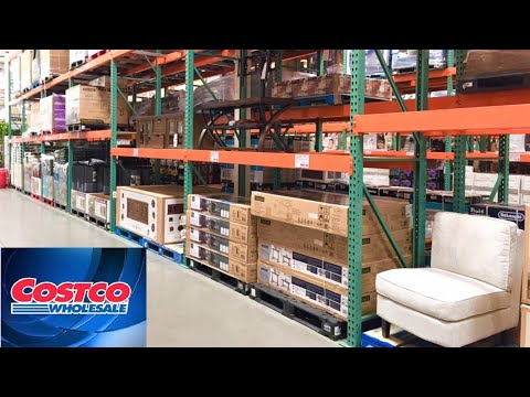 costco-shop-with-me-home-furniture-kitchen-sinks-appliances-tvs-shopping-store-walk-through-4k