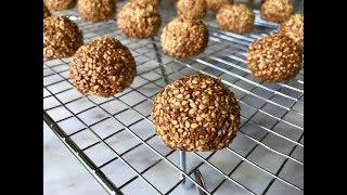 Печенье из кунжута без муки | Печенье с отрубями | Диетиеческое печенье