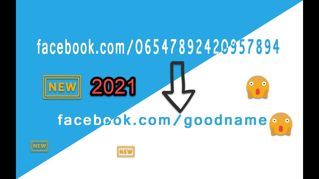 #2  learning : Facebook tutorials | 2021 how to change facebook page url