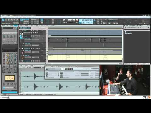 CakeTV Live: NAMM Sessions - Music Production Part 1