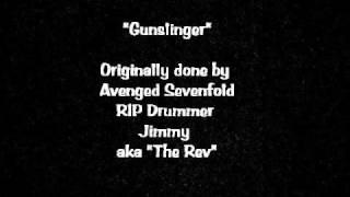 Nick Branscome-Gunslinger(Avenged Sevenfold Acoustic Cover)