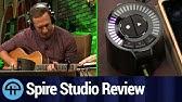 iZotope Spire Studio Audio Interface Demo - YouTube