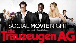 DIE TRAUZEUGEN AG  - So war die Social Movie Night