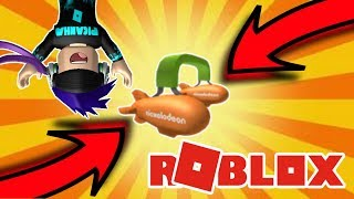 HOW TO GET THE NEW NICKELODEON HEADPHONES FROM ROBLOX!!? -ROBLOX EVENT