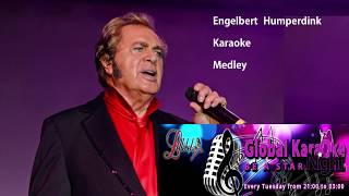 Engelbert Humperdinck Karaoke Toppers Medley