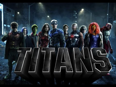 Teen Titans English
