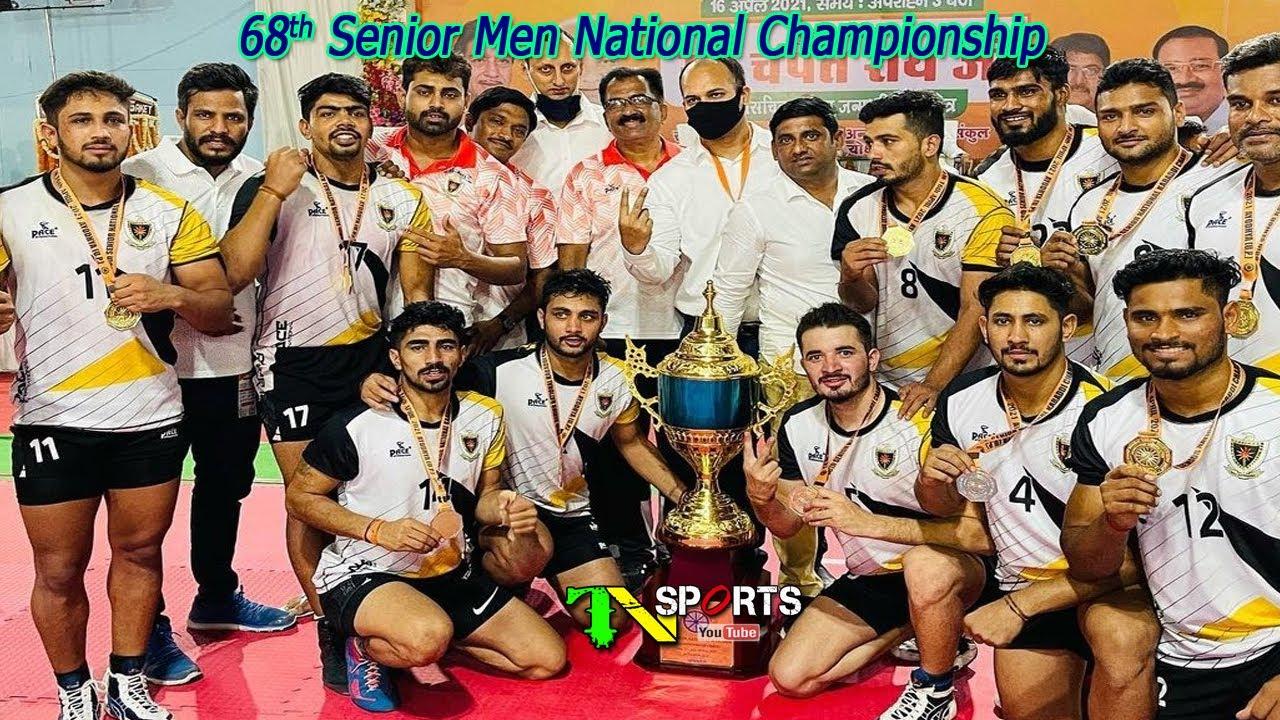 Indian Railways vs Kerala | 68th Senior National Kabaddi Championship @ Ayodhya, Uttar Pradesh 2021