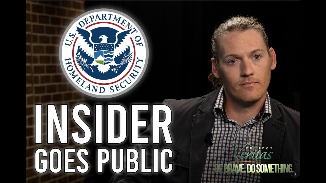 DHS Insider Who Exposed 'Reasonable Fear' Migrant Asylum Loophole GOES PUBLIC!
