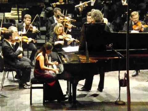 Alina Bercu- Ravel- Concertul pentru pian in Sol major