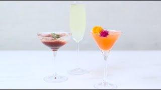 Next level prosecco cocktails - BBC Good Food