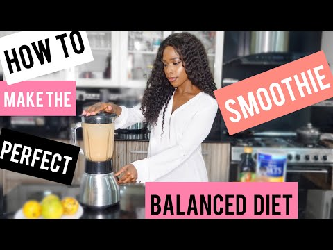 how-to-make-the-perfect-smoothie- -step-by-step