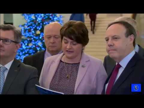 Brexit fallout: chaos as the DUP wrecks Theresa May's Irish border deal