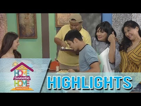 Home Sweetie Home: JP goes on dates