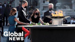Coronavirus: Spain's King, European leaders honour COVID-19 victims