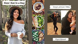 How I Eat in a Day to Stay Lean / Plus Mountain Life