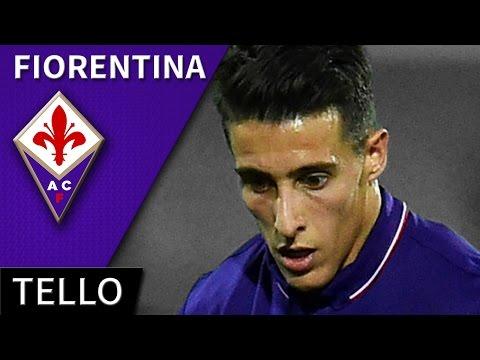 Cristian Tello • 2016/17 • Fiorentina • Best Skills, Passes & Goals • HD