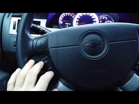 Тюнинг. Установка планшета Nexus7 в Chevrolet Lacetti