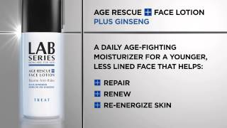 LAB SERIES AGE RESCUE+ Face Lotion and Eye Therapy Thumbnail