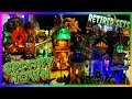 SPOOKY TOWN Halloween Village Collection by Lemax - Retired Sets