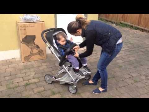 mamas papas urbo stroller review youtube