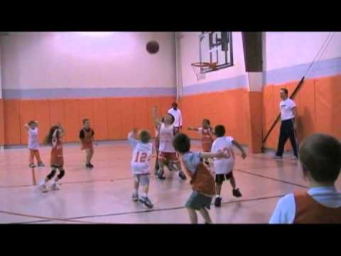 East Ridge Youth Basketball 7 Year Olds