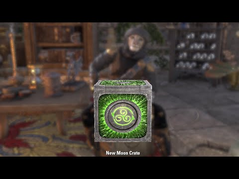 Opening 90 More ESO New Moon Crates! 🌚