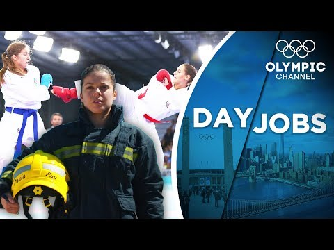 The Karate World Champion Firefighter Aiming at Tokyo 2020 | Day Jobs