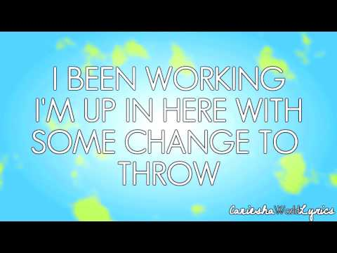 Iggy Azalea (feat. Charli XCX) - Fancy (Lyrics Video) HD