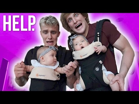 ADOPT A BABY CHALLENGE! (Adult Test)
