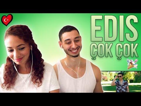 Edis Çok Çok Reaction 🇹🇷 Turkish Song Reaction | Jay & Rengin