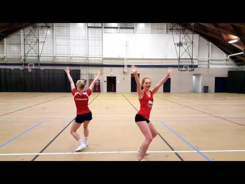 Hiram College Cheerleading: Video Tryout