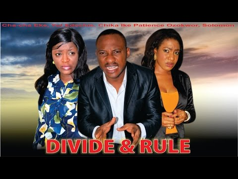 Divide And Rule  - Latest Nigerian Nollywood movie