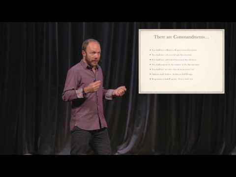 The KonferenSE (Dan North: Beyond Programmer)