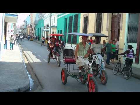 Cuba,Camaguey, Centrum