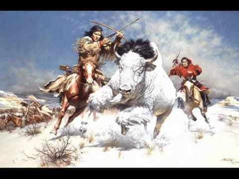  Native Americans  White Buffalo