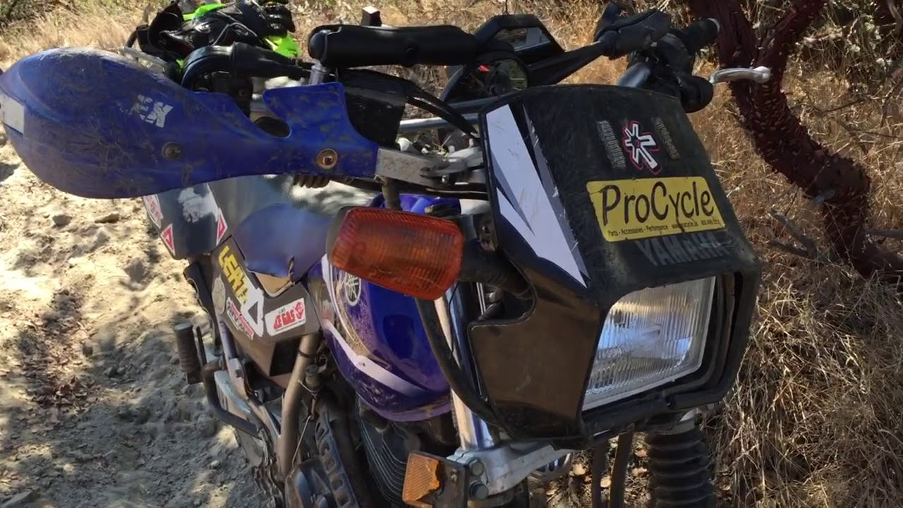 Procycle Tw200 Supermoto Fender Kit Install by Cappamura