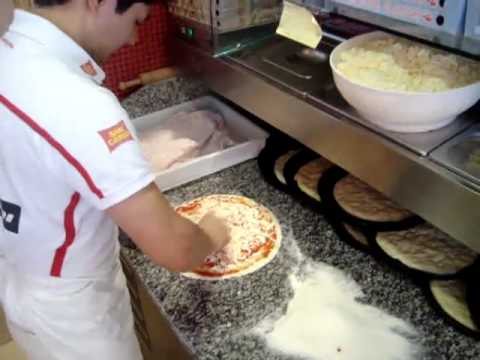 Pizza italiana franquicia pizzeria comida rapida for Decoracion pizzeria