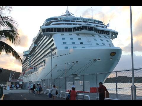 Regal Princess Eastern Caribbean Cruise January 22 2017